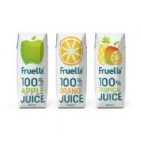 Fruella 125ml Juice Box (Case of 30)